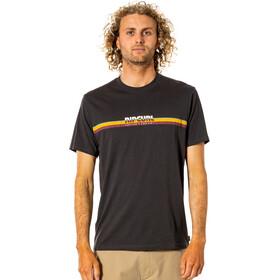 Rip Curl Surf Revival Tee Men washed black